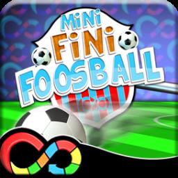 Mini Fini Foosball