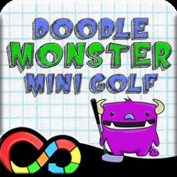 Doodle Monster Mini Golf